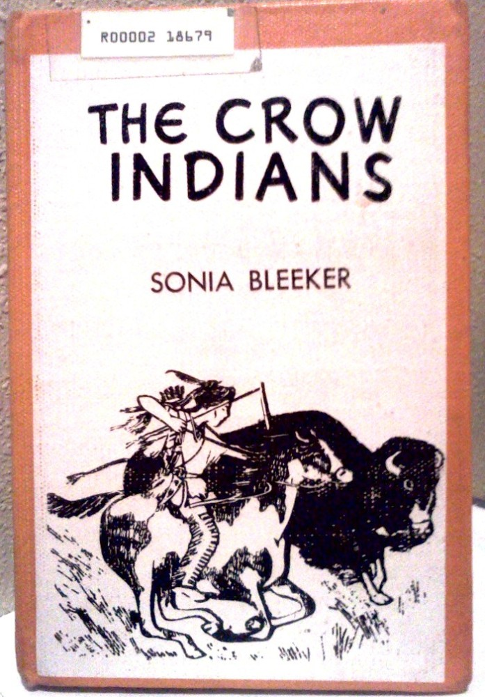 Review: The Crow Indians (1/2)
