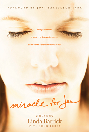 March: Miracle for Jen Giveaway