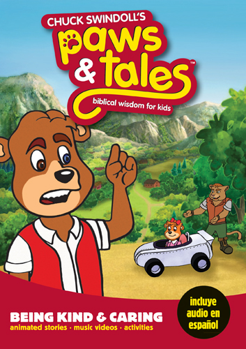 Paws & Tales DVD