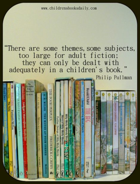 Children Book Quote