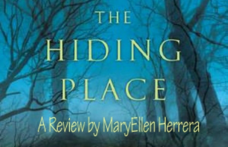 The Hiding Place Review Button