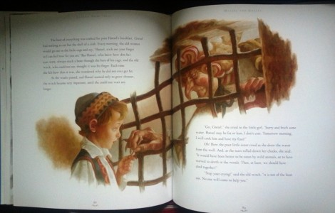 Classic Fairy Tales-Hansel and Gretel
