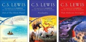cs lewis-space trilogy