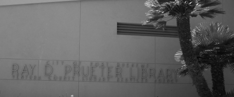Library-B&W