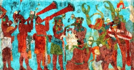 Maya-Bonampak