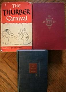 """Here is the front view of the """"Classic"""" books I purchased."""