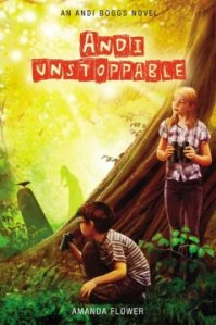 Andi Unstoppable-Book Cover