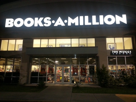 Books A Millions in FL