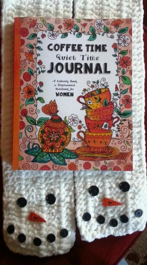 Coffee Time Journal-Front