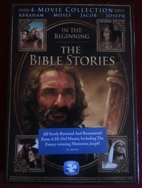Bible Stories-Cover