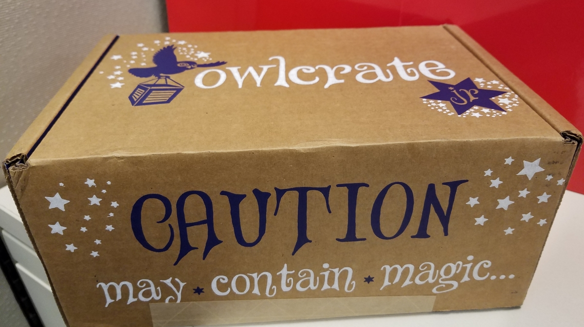 My First Owlcrate Jr Unboxing