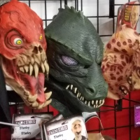 Oh my! A Gorn Mask!