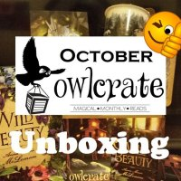 Owlcrate: October Unboxing