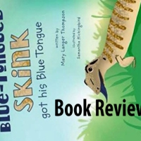 Review: How the Blue-Tongued Skink got his Blue Tongue