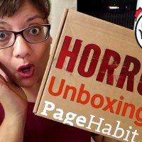 June's PageHabit Horror Box!